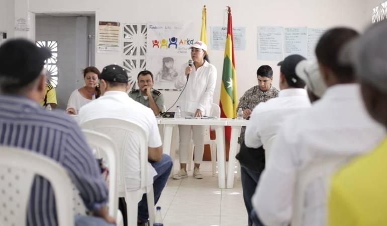Tierra Bomba, Cartagena: Alcaldía de Cartagena responde ante problemáticas de Tierra Bomba