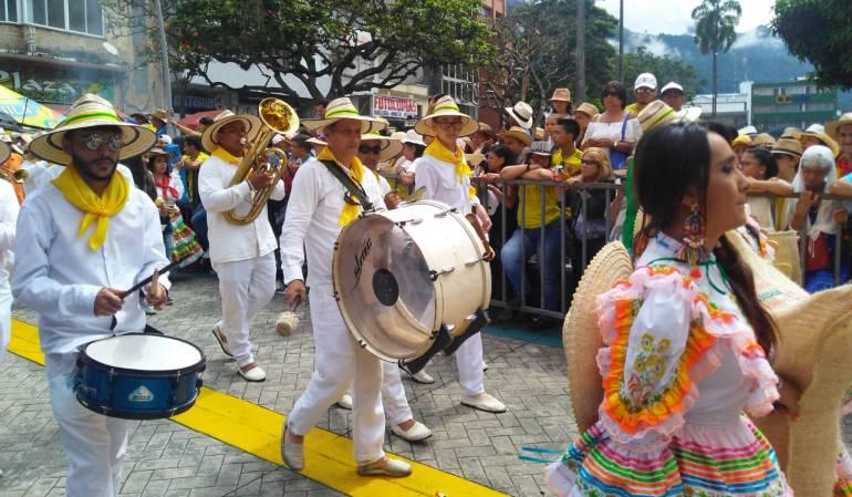 20 municipios del Tolima participaron en el Desfile Sanjuanero