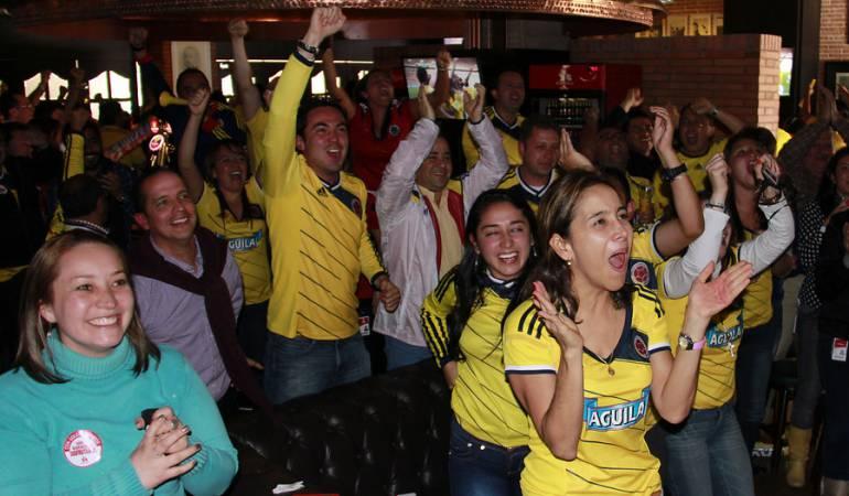 Riñas tras triunfo de Colombia: No habrá ley seca en Bogotá pese a riñas luego del triunfo de Colombia
