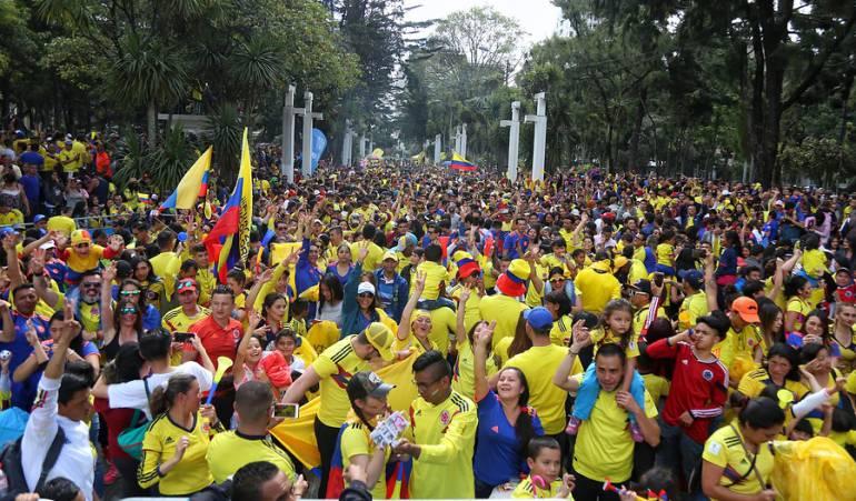 partido de la Selección Colombia: Menos homicidios y más riñas en el día del padre en Bogotá