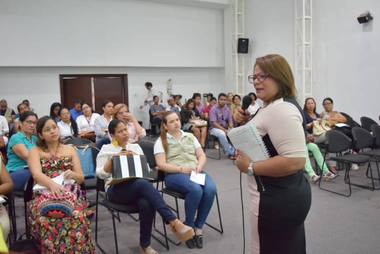 Familias en Acción en Cartagena realiza segunda Mesa Temática: Familias en Acción en Cartagena realiza segunda Mesa Temática