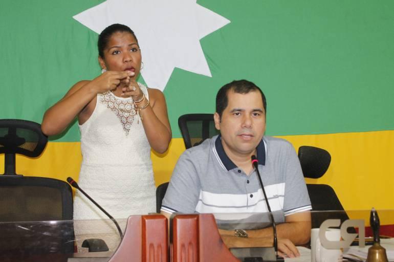 Presidente del Concejo de Cartagena pide confiar en elección de Contralor: Presidente del Concejo de Cartagena pide confiar en elección de Contralor