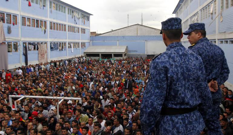 28 menores escaparon de la correccional en Neiva