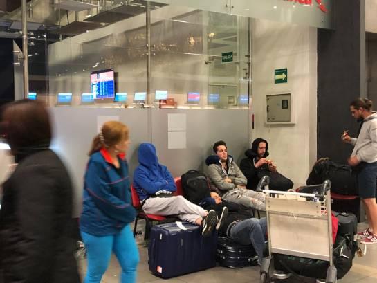 Retrasos aeropuerto Bogotá: Siguen retrasos en vuelos desde el Aeropuerto El Dorado en Bogotá