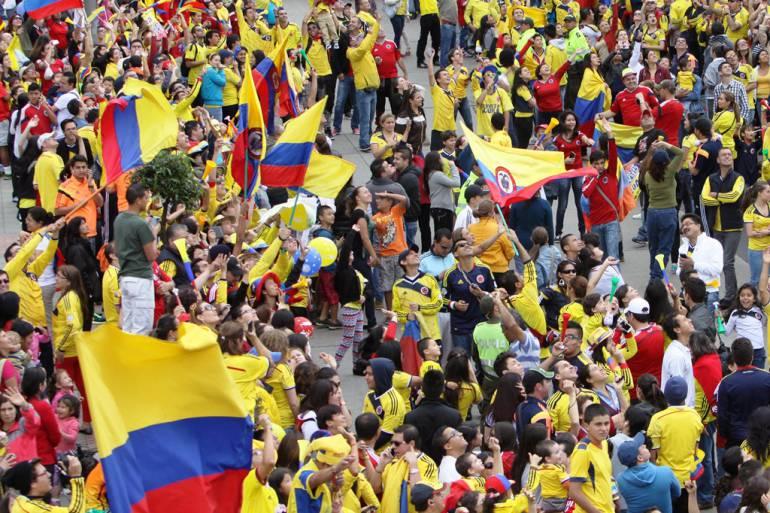 Dos muertos durante partido de Colombia ante Polonia en Cartagena: Dos muertos durante partido de Colombia ante Polonia en Cartagena