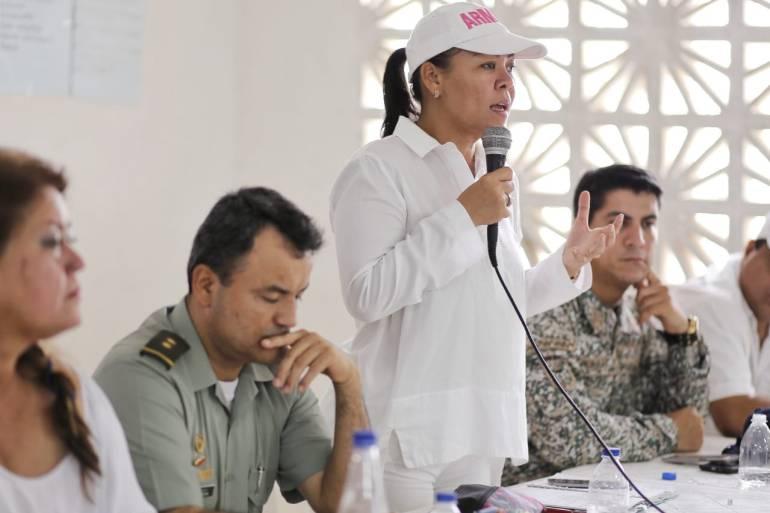 """""""No se va a hacer turismo burocrático"""" alcaldesa de Cartagena: """"No se va a hacer turismo burocrático"""" alcaldesa de Cartagena"""