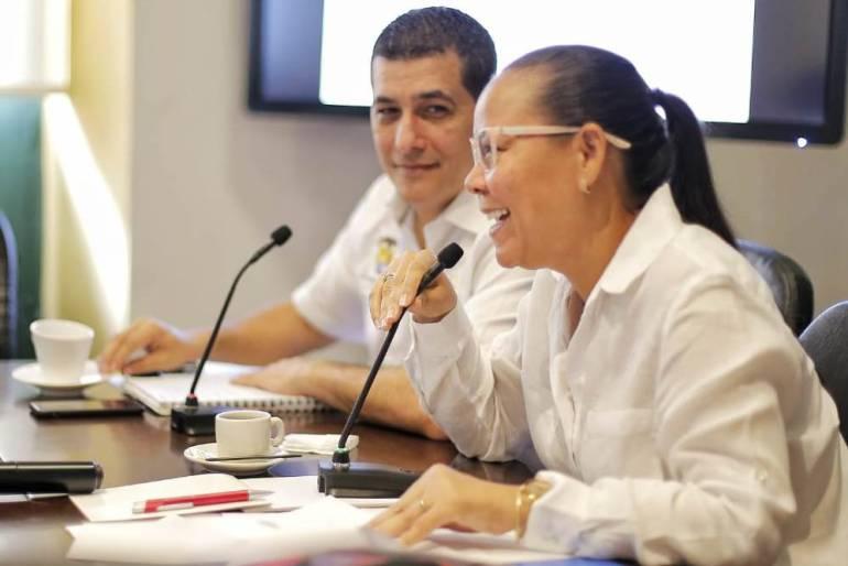 Videoconferencia entre la Unesco y Alcaldía de Cartagena sobre Aquarela: Videoconferencia entre la Unesco y Alcaldía de Cartagena sobre Aquarela