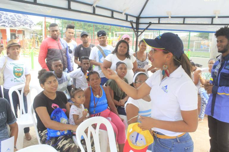 En el sur de Cartagena Jornada de Empleabilidad y Emprendimiento del PES: En el sur de Cartagena Jornada de Empleabilidad y Emprendimiento del PES