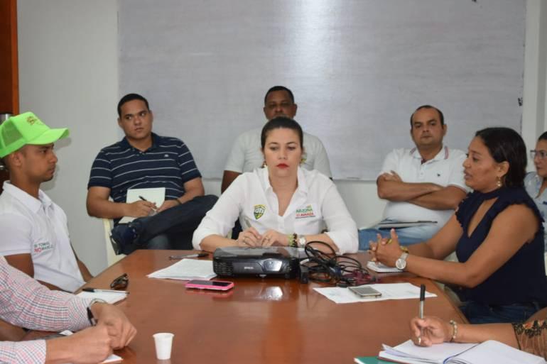 Se realizó segundo comité de justicia transicional en Arjona Bolívar: Se realizó segundo comité de justicia transicional en Arjona Bolívar