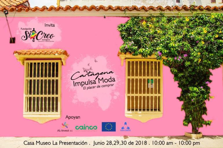 """Fundacion Sí Creo realiza Show Room """"Cartagena Impulsa Moda 2018"""": Fundacion Sí Creo realiza Show Room """"Cartagena Impulsa Moda 2018"""""""