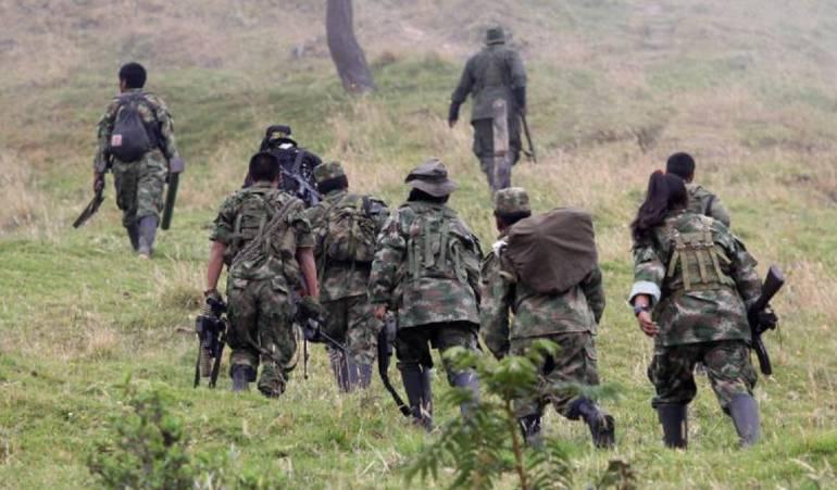 disidentes, farc, expansión, antioquia, gobernador: Disidentes de las FARC siguen fortaleciéndose en Antioquia