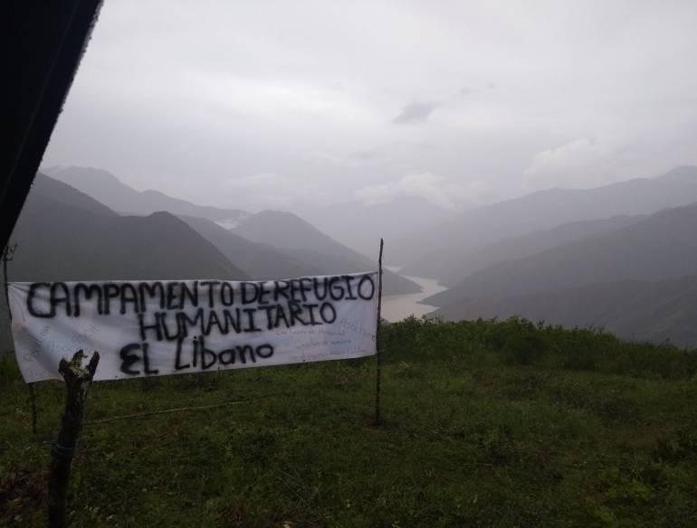 lider, social, asesinado Ituango, campamento, líbano: Asesinan a integrante de un movimiento social en Itaungo, Antioquia
