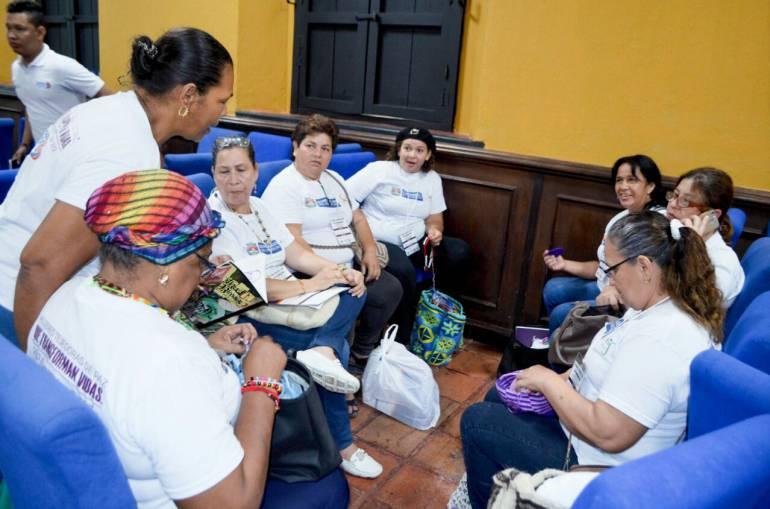 Las mujeres del Magdalena piden justicia. CARACOL RADIO
