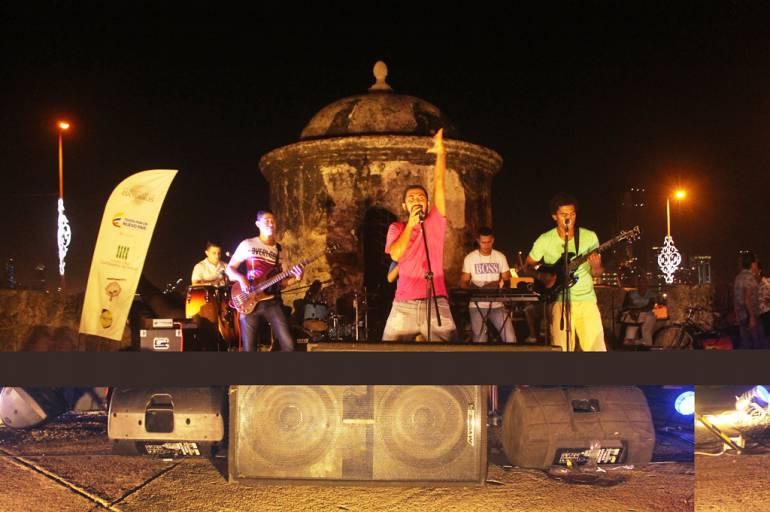 Este viernes el Corredor Cultural se toma las murallas de Cartagena: Este viernes el Corredor Cultural se toma las murallas de Cartagena