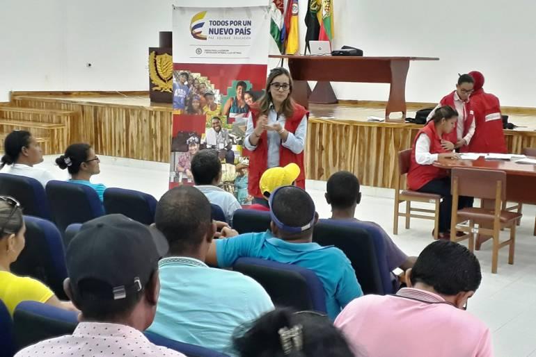 Unidad para las Víctimas fortalece atención en la Depresión Momposina: Unidad para las Víctimas fortalece atención en la Depresión Momposina