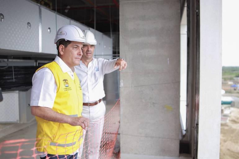 Escenarios para Juegos Nacionales podrían construirse al norte de Cartagena: Escenarios para Juegos Nacionales podrían construirse al norte de Cartagena