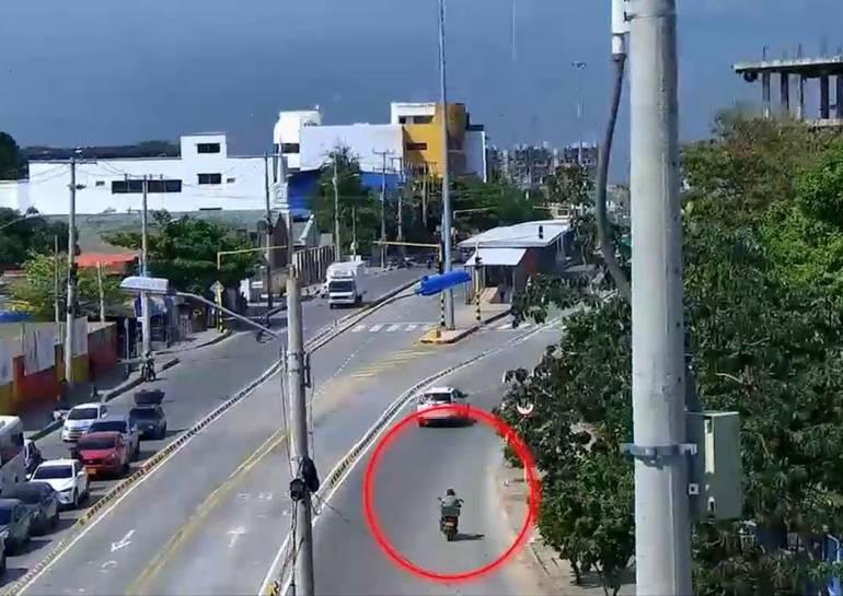 """Capturado """"El canasta"""" en Cartagena, tras seguirlo por cámaras de seguridad: Capturado """"El canasta"""" en Cartagena, tras seguirlo por cámaras de seguridad"""