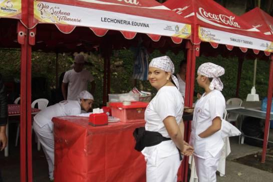 Los productores de lechona esperan vender al menos 20 mil platos.