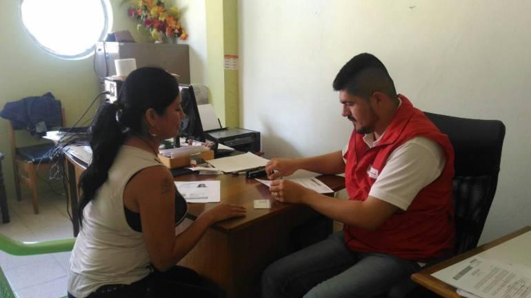 Victimas del conflicto armado: Se entregan indemnizaciones a víctimas en zona de cordillera de Nariño