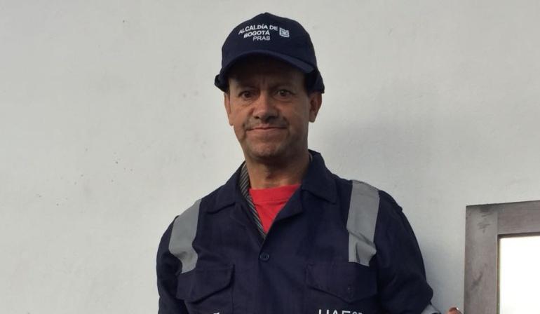 Recicladores de Bogotá: Inicia entrega de uniformes a la población recicladora en Bogotá