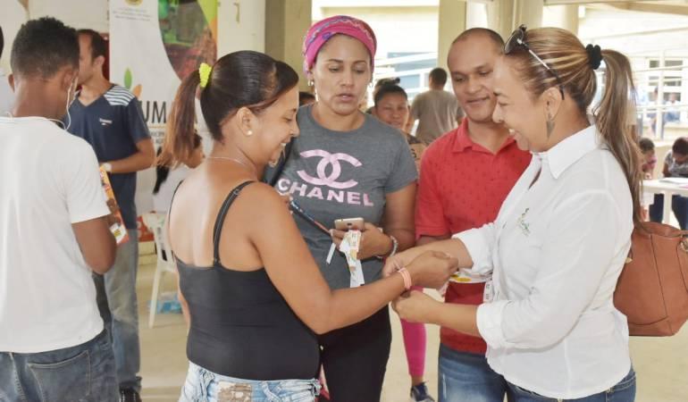 Cartagena, Secretaría de Participación, Comunidad: Secretaría de Participación de Cartagena llevó sus servicios a Fredonia