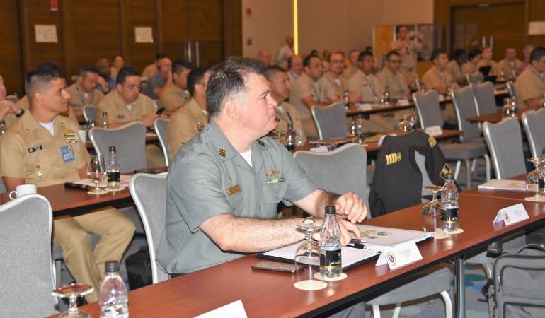 Ultiman detalles para 'UNITAS 2018' en Cartagena