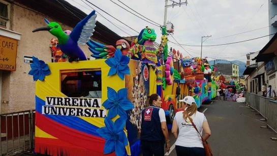 Festival Folclórico Colombiano: Desfile nacional del folclor en Ibagué