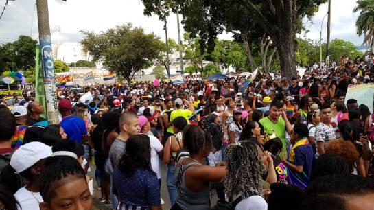 Marcha Gay: Tolerancia y terminar con la discriminación laboral pide comunidad LGTBI
