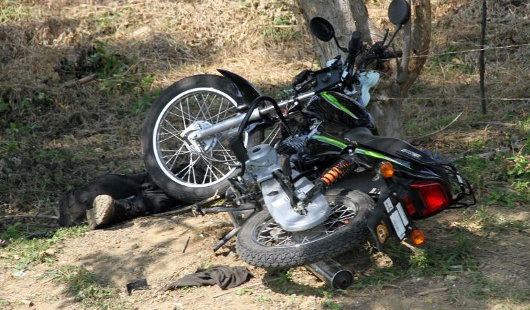 Menor murió en accidente vía Honda – Bogotá