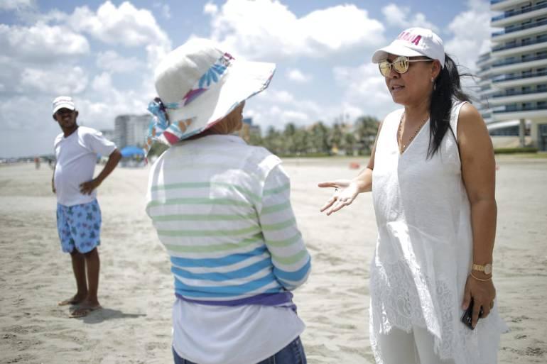Exitoso inicio de temporada turística en Cartagena: Exitoso inicio de temporada turística en Cartagena