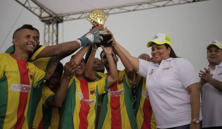 Deportes, Playas, Cartagena: Con triunfo de la selección Bolívar cerró Beach Sports Fest en Cartagena