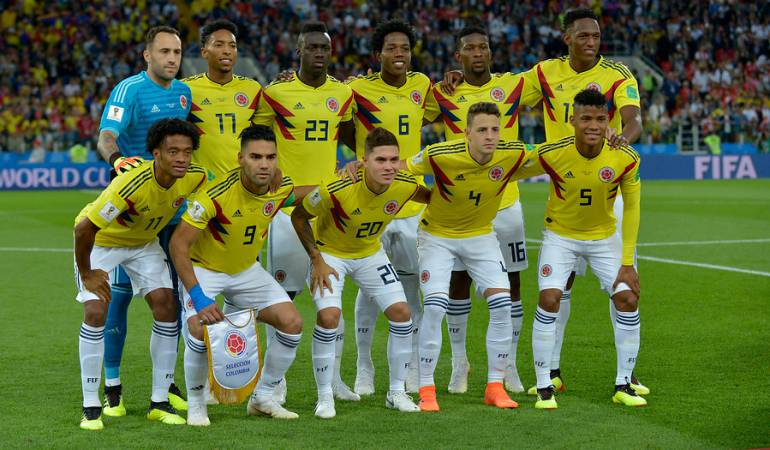 Recibimiento Selección Colombia: En el estadio El Campín será el recibimiento a la Selección Colombia