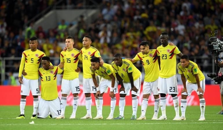 Recibimiento de la Selección: Bogotá recibirá a la selección Colombia