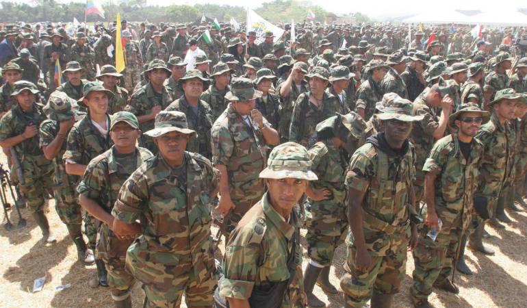 MILITARES GUERRILLA AMENAZAS LIDERES: ¿Se reactivó el paramilitarismo en el Magdalena Medio?