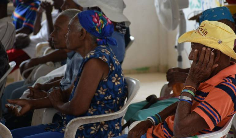 Adultos mayores, Cartagena, Subsidios: Arrancó pago de subsidios a adultos mayores en Cartagena