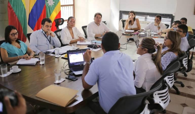 Procuraduría, Cartagena, Explotación infantil: Alcaldía y Procuraduría contra la explotación infantil en Cartagena