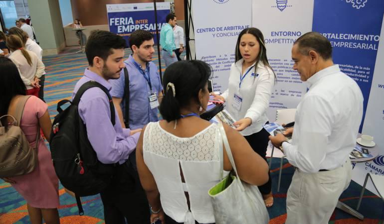 Cartagena, Empresas, Emprendimiento: Finaliza feria interempresarial de la Cámara de Comercio de Cartagena