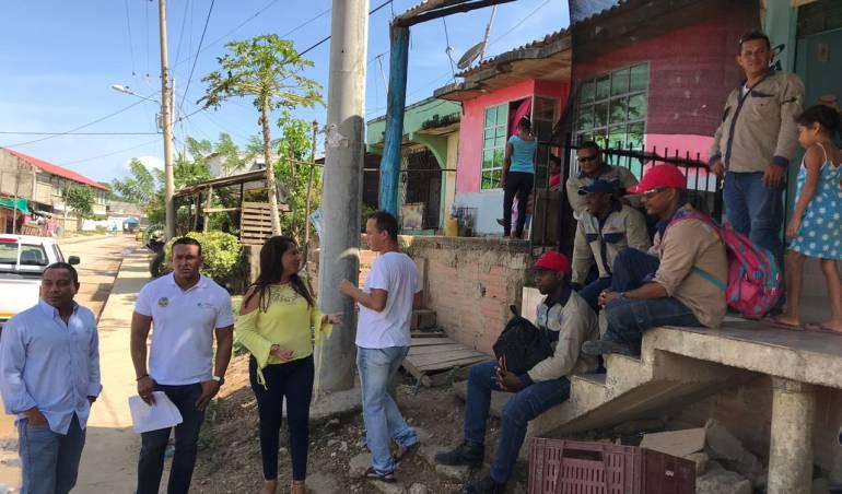 Pasacaballos, Agua potable, Cartagena: Pasacaballos tendrá servicio de agua potable