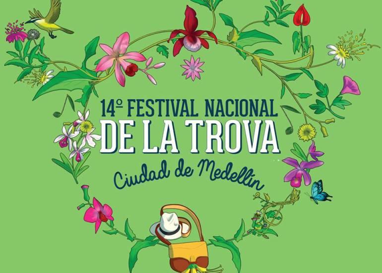 Foto: Facebook/ Festival Nacional de la Trova Ciudad de Medellín