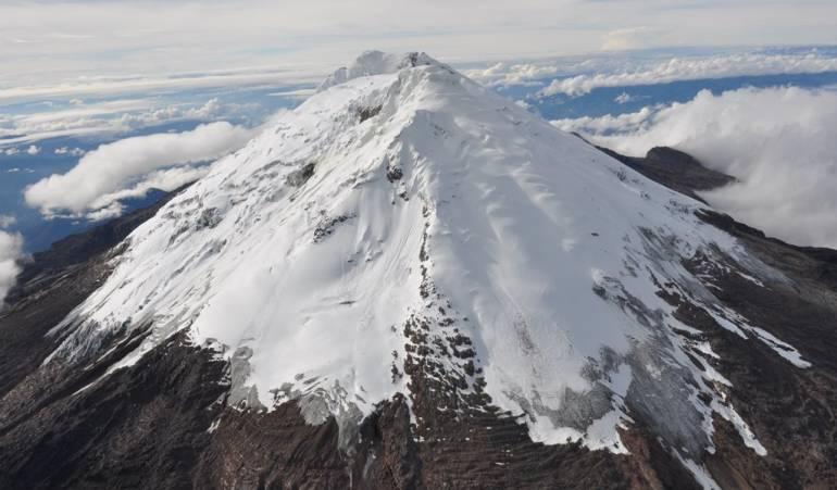 INGEOMINAS: Alerta en el Nevado del Huila