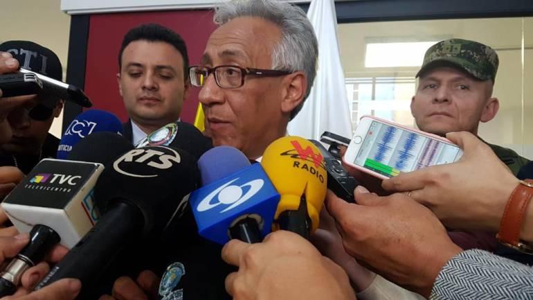 Disidencias de las farc: Autoridades expresaron solidaridad con familias de ecuatorianos asesinados