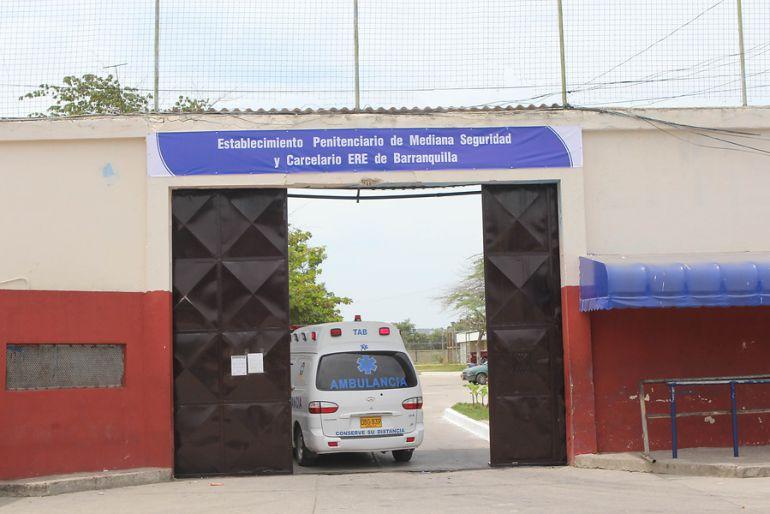 Alerta por paludismo en la Penitenciaria de El Bosque: Alerta por paludismo en la Penitenciaria de El Bosque