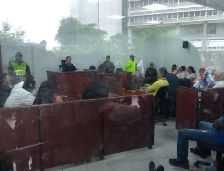 A la cárcel nueve policías por desaparición de droga en Barranquilla