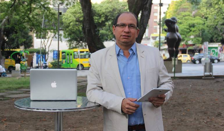 BUCARAMANGA FLIP LIBERTAD DE PRENSA TUTELA JUVENAL BOLÍVAR: FLIP critica orden de arresto contra periodista bumangués