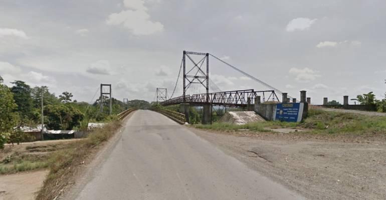 Por 10 días estará cerrado el puente entre Zarzal y Roldanillo, Valle: Por 10 días estará cerrado el puente entre Zarzal y Roldanillo, Valle