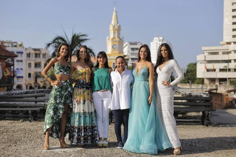 El 11 de julio se elegirá a la Señorita Cartagena 2018: El 11 de julio se elegirá a la Señorita Cartagena 2018