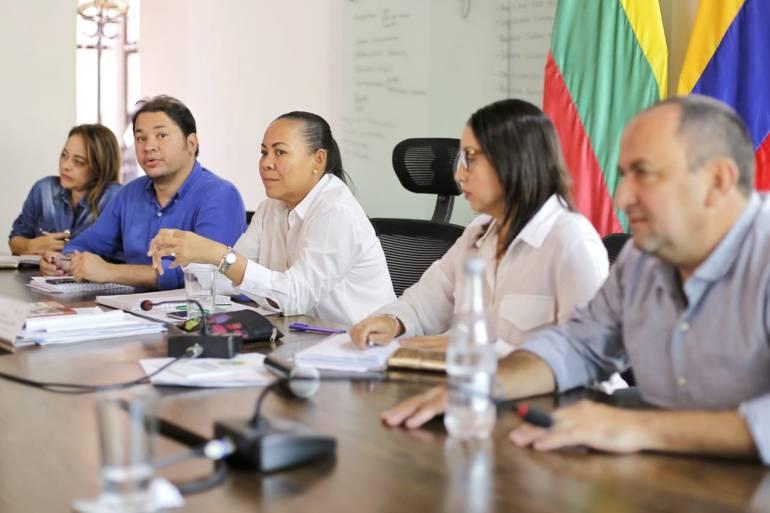 Alcaldía de Cartagena convocó propuestas para el PAE: Alcaldía de Cartagena convocó propuestas para el PAE