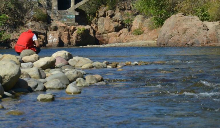PIEDECUESTA MUERTE AHOGAMIENTO MENOR BALNEARIO: Murió ahogado un menor de 3 años en Piedecuesta