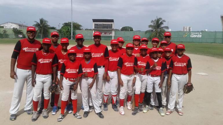 """IDER Cartagena, campeón internacional de béisbol """"Copa Ambassadors"""": IDER Cartagena, campeón internacional de béisbol """"Copa Ambassadors"""""""