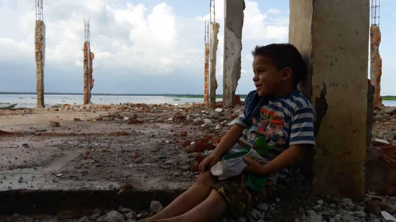 ICBF Bolívar garantiza entrega de alimentos a niños de CDI en Tacamocho: ICBF Bolívar garantiza entrega de alimentos a niños de CDI en Tacamocho